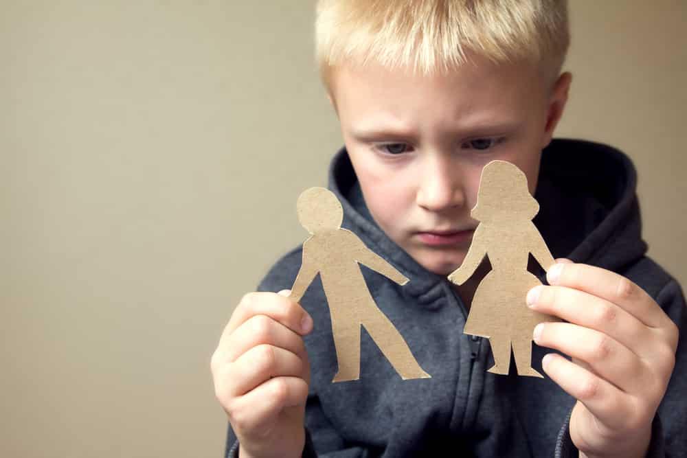 divorcio mutuo acuerdo niños