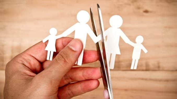 Precio o costes de un divorcio express